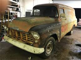 1956 Chevrolet Panel Truck For Sale   ClassicCars.com   CC-1124857 Classic Ford Truck Tshbrian 1966 Chevrolet Ck For Sale Near Cadillac Michigan 49601 Trucks For Sale Alberta Car 1948 Dodge Luxury On 1949 Chevygmc Pickup Brothers Parts Amazing Wallpapers Tomcarp Classics Autotrader 1944 1956 Austin Fv Flat Bed Lorry Truck Roadworthy 1968 Ranchero 500 Pick Up Truck Stock 336 Coe Car Hauler Rust Free V8 When Searching 1 Mix And Thousand Fix