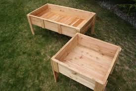Elevated Garden Boxes USA Garden pany