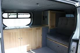 Campervan Self Build Conversion