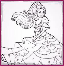 Dibujos Para Colorear Barbie De Estudiante Eshellokidscom