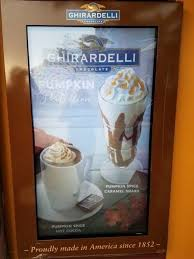 Pumpkin Spice Caramel Macchiato by New Ghirardelli Pumpkin Spice Caramel Shake Available At Disney