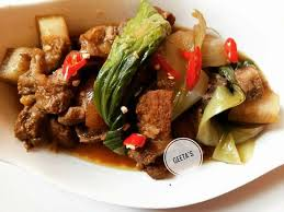 Pork With Bok Choy By 15098237822048Geeta Dutta Ingredients