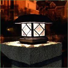 led outdoor post light bulbs medium size of outdoor post lights