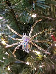 Pickle On Christmas Tree Myth by The Legend Of The Christmas Spider And The History Of Tinsel