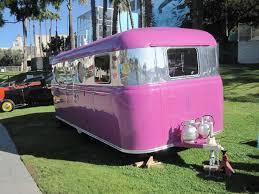 A Quest For Adorable Campers Vintage TrailersVintage CaravansVintage CampersPink