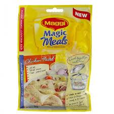 maggi cuisine maggi magic meals recipe solutions chicken pastel 36g