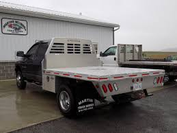 100 Flatbed Truck Bodies Alumax S Martin Inc