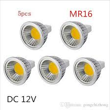 mr16 cob led spotlight 12v 6w 9w 12w led bulb l light dimmable