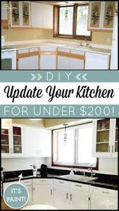 Nuvo Cabinet Paint Video by Diy Kitchen Cabinet Makeover Painting Kitchen Cabinets