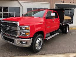 100 Commercial Dump Trucks For Sale 2019 Chevrolet Silverado 5500 Medium Duty Truck GM Authority
