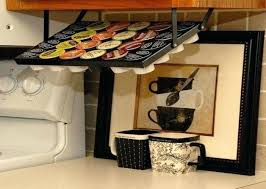 Undercounter Coffee Maker Under Counter Cabinet K Cup