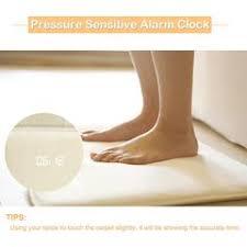 Floor Mat Alarm Clock – 10 Choices