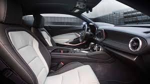 2016 Camaro 2SS Interior s Ceramic White seats