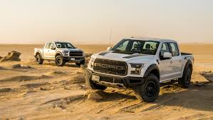 Ford Launches All-New 2017 F-150 Raptor In The Middle East - Tires ...