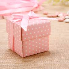 Amazoncom WINOMO 100 Candy Boxes Favor Ribbon Candy Boxes