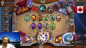 Shaman Overload Deck Loe by Hafunumb1fan Evolve Shaman Hearthstone Decks