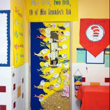 Dr Seuss Door Decorating Ideas by 38 Best Door Decorations Images On Pinterest Classroom Ideas