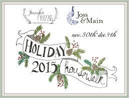 Ticks On Christmas Trees 2015 by 2016 Holiday Housewalk Home For Christmas Rusty Hinge