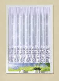 filigraner blumenfenster store mit automatikfaltenband 1 3
