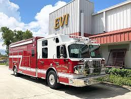 100 Hazmat Truck Vehicles Fire Rescue EVI
