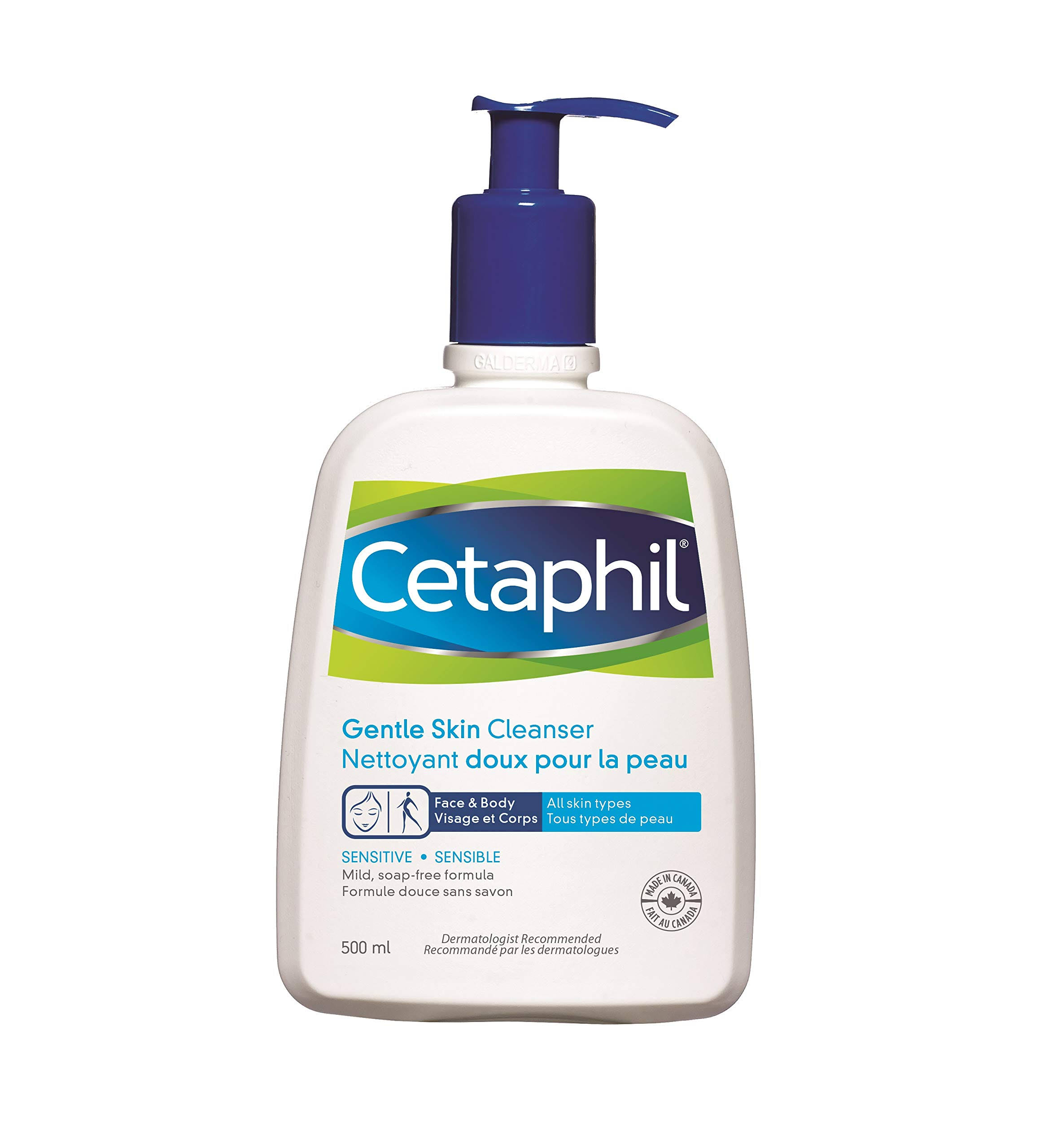 Cetaphil Gentle Skin Cleanser - 500ml