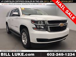 50 Best Phoenix Used Chevrolet Suburban For Sale, Savings From $3,389