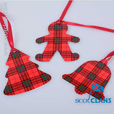 Scotland Christmas Decorations