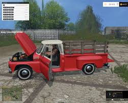 Chevrolet C10 V1.3 - Farming Simulator Modification - FarmingMod.com Fire Truck For Farming Simulator 2015 Towtruck V10 Simulator 19 17 15 Mods Fs19 Gmc Page 3 Mods17com Fs17 Mods Mod Spotlight 37 More Trucks Youtube Us Fire Truck Leaked Scania Dumper 6x4 Truck Euro 2 2017 Old Mack B61 V8 Monster Fs Chevy Silverado 3500 Family Mod Bundeswehr Army And Trailer T800 Hh Service 2019 2013 Tow