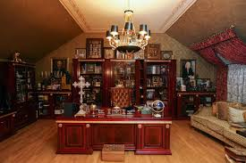 Dwight Uday Hussein Desk by Uday Hussein Desk