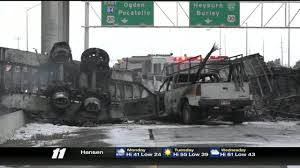 UPDATE: One Dead After Semi Falls From I-84 Overpass | Other Driver ... Red Rocket Uerground Safe Storage Fallout 4 Heavy Pistol Far Cry 5 Lornas Truck Stop Youtube Filewinter Driving On I84 At Meacham Hill Oregon 2646735439jpg Inrstate 84 In Wikipedia Westmead Crash Along New York State Homepage Frames Per Mile Gearjammer Yakima Wa Pilot Flying J Travel Centers About Us Coast Hyundai Trailers Commercial Trailer Dealership Iowa 80 Truckstop
