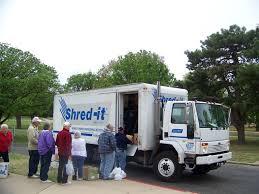 100 Shred Truck Ponca City OK