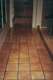 oak stained saltillo tile this color scheme gray