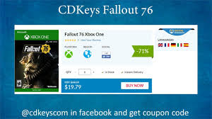 CDKeys Fallout 76 Discount Code 2019 Fallout 76 Trictennial Edition Bhesdanet Key Europe This Week In Games Bethesda Ships 76s Canvas Bags Review Almost Hell West Virginia Pcworld Like New Disc Rare Stolen From Redbox Edition Youtubers Beware Targets Creators Posting And Heres For 50 Kotaku Australia Buy Fallout Closed Beta Access Pc Cd Key Compare Prices 4 Ps4 Walmart You Can Claim 500 Atoms If You Bought Game For 60 Fo76 Details About Xbox One Backlash Could Lead To Classaction Lawsuit
