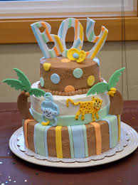 64 Lovely Pictures Of Safari Cakes Baby Shower Baby Center From