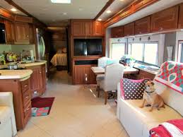 Awesome Rv Interior Decorating Photos Design