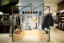 Heather Grey Wall ESTNATION Pop Up Store
