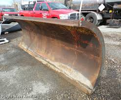 100 Plow For Truck VikingCives Snow Plow Item DA7383 SOLD March 30 Constr