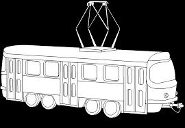 Transport Coloriages à Imprimer