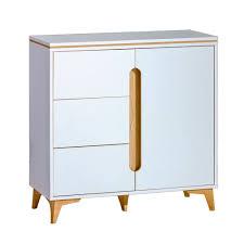 kommode amanto 7 farbe weiß esche abmessungen 91 x 90 x 40 cm h x b x t