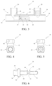 Under Sink Recirculating Pump by Patent Us6536464 Thermostatically Controlled Bypass Valve And