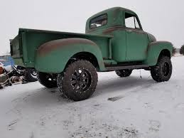 100 1951 Chevy Truck For Sale Chevrolet 3100 With A 4BT Diesel InlineFour Engine