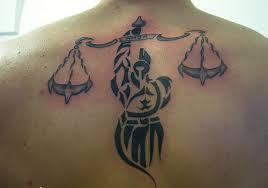 12 Tribal Upper Back Tattoo Designs For Men