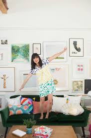 GET IT GIRL: JOY CHO OF OH JOY!   Best Friends For Frosting Guest Blogger Amy From Modern Chemistry At Home 844 Best Living Room Images On Pinterest Diy Comment And Curtains Interior Designer Nicole Gibbons Of So Haute The Design Bloggers A Book By Ellie Tennant Rachel 14 Blogs Every Creative Should Bookmark Style The S 12 Tiny Desks For Offices Hgtvs Decorating Five Jooanitn Minimalist