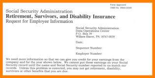 Social Security Benefits Award Letter 2017 The Best Letter 2017