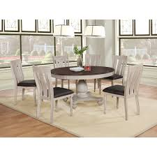 Arch Weathered Oak Dining Set: Round Table, Six Chairs Sonoma Road Round Table With 4 Chairs Treviso 150cm Blake 3pc Dinette Set W By Sunset Trading Co At Rotmans C1854d X Chairs Lifestyle Fniture Fair North Carolina Brera Round Ding Table How To Find The Right Modern For Your Sistus Royaloak Coco Ding With Walnut Contempo Enka Budge Neverwet Hillside Medium Black And Tan Combo Cover C1860p Industrial Sam Levitz Bermex Pedestal Arch Weathered Oak Six