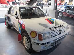 File Peugeot 205 Turbo 16 Rallye Evo1 01 Wikimedia mons