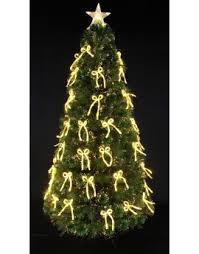 The LED Bellisimo Fibre Optic Tree