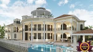 100 Villa House Design Classic Exterior