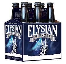 Elysian Pumpkin Ale by Elysian Brewing Company Releases Bifrost Winter Ale