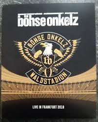 Bã Hse Onkelz Kuchen Und Bier Böhse Onkelz Waldstadion Live In Frankfurt 2018 Dvd
